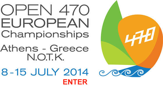 2014 - Open 470 European Championships Athens Greece